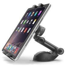 "iOttie Easy Smart Tap 2 universal tablet mount widths from 4.5-7.5"" wide - Black"