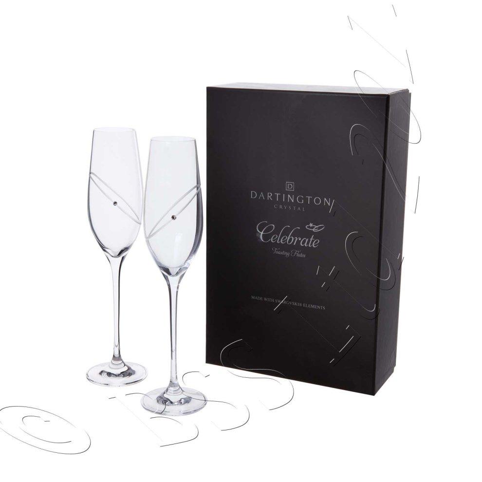 Glass British Radient Dartington Glass Jumbo Glass Carafe