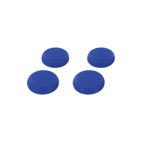 ZedLabz TPU thumb grip stick caps for Nintendo Switch Pro controller - 4 pack blue