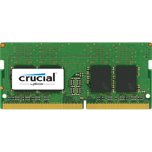 Crucial 8GB DDR4-2400 SODIMM Memory Module | 8GB Memory Module
