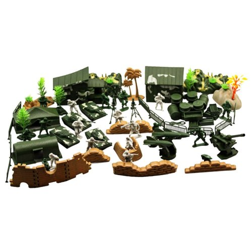 Toy Gifts Toy Soldiers/Cars/Trucks /Tractors/Toy Guns Models -Set A
