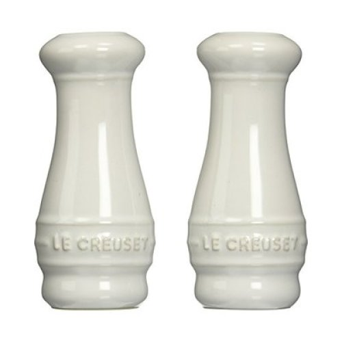 Le Creuset Salt And Pepper Stonewaree Shakers
