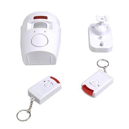 TRIXES Wireless PIR  Motion Sensor Alarm