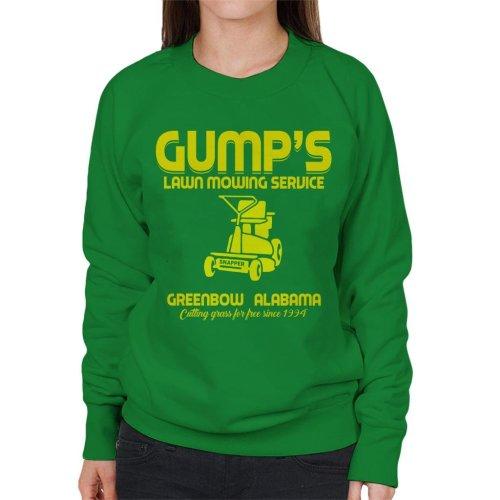 Gumps Lawn Mowing Service Forrest Gump Women's Sweatshirt
