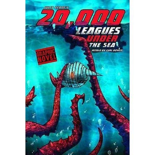 Jules Verne's 20,000 Leagues Under the Sea