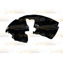 Citroen C4 Picasso 2007-2011 Front Wing Arch Liner Splashguard Left N/s