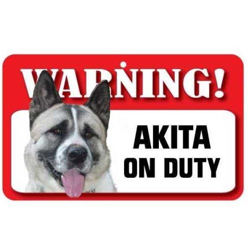 Akita Pet Sign