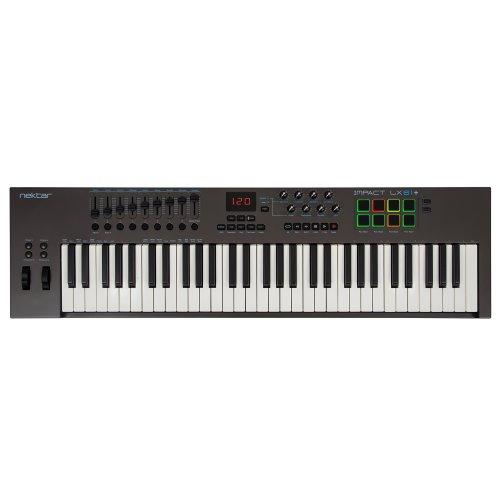Nektar Impact LX61+ USB MIDI Keyboard Controller with DAW Integration