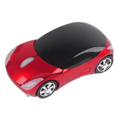 Creative Wireless Mouse Gaming Mouse Red