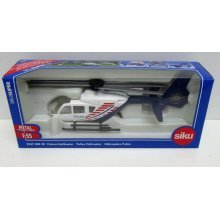 1:55 Police Helicopter -