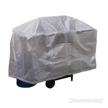 Silverline Bbq Cover 1220 x 710 x 710mm - 204281 Waterproof -  x cover bbq 710 silverline 1220 710mm 204281 waterproof