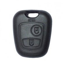 CITROEN SAXO XSARA BERLINGO PICASSO SX9 2 BUTTON REMOTE KEY FOB CASE SHELL COVER