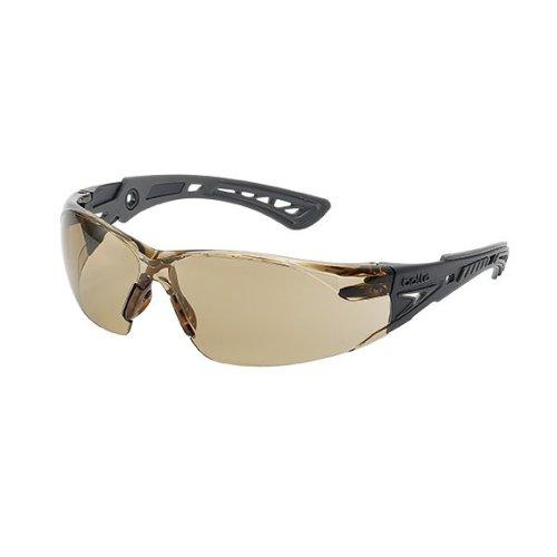 Bolle RUSH+ RUSHPTWI Safety Glasses -Twilight Lens
