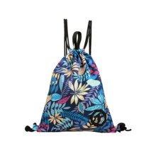 Travel Storage Causal Bags Sports Backpack Drawstring Bag, E