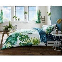 Tropical Leaf Botanical Floral Modern Duvet Cover Bedding Quilt Set All Sizes