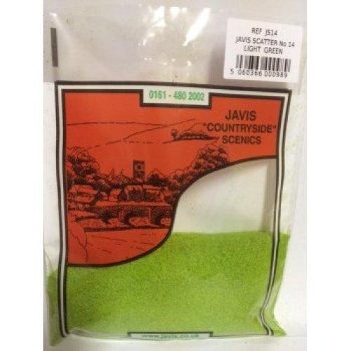 Javis Scatter 14 - Light Green
