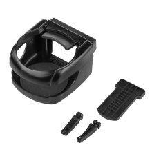 TRIXES Black Vent-Mount Cup Holder for Cars