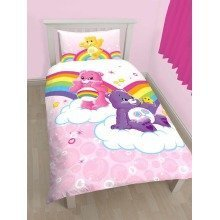 Care Bears Share Single Duvet Cover Set Polycotton
