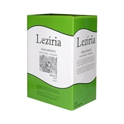 "White Wine ""Leziria"" BAG-IN-BOX - 2 x 5 Liters - 10Lt"