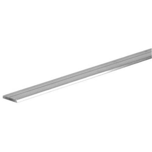 11296 0.13 x 1.25 x 36 in. Flat Aluminum Bar