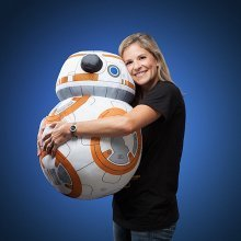 Star Wars: The Force Awakens | Life-Size BB-8 Plush