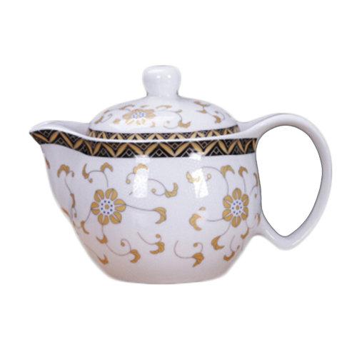 Chinese style Elegant Tea Kettle Porcelain Tea pot For Kitchen Decor And Teas