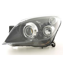 Spare parts headlight Set Opel Astra H GTC Year 05-10