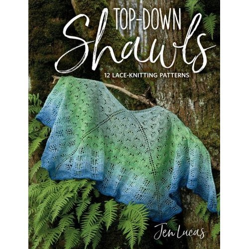 Top-Down Shawls