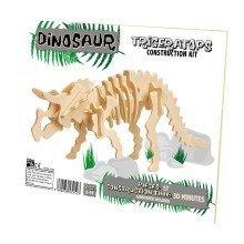 Dinosaur Construction Kit - Triceratops