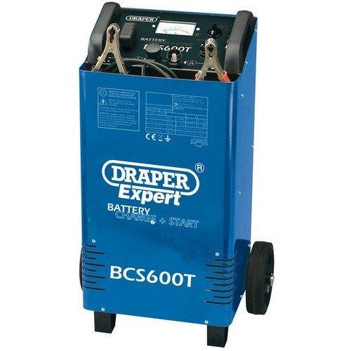 Draper 40181 Expert 12V/24V 500A Battery Starter/Charger