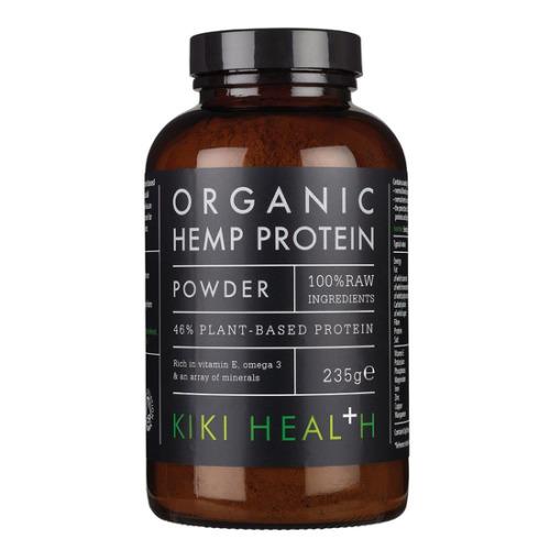 Kiki Organic Raw Hemp Protein Powder 235g