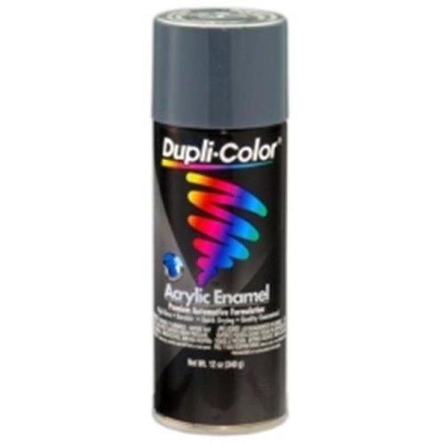 Krylon DA1612 12 oz Dupli Color General Purpose Enamel Paint, Machinery Gray