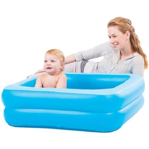 Bestway Baby Steps 123 Inflatable Bath | Blow Up Baby Bath Tub
