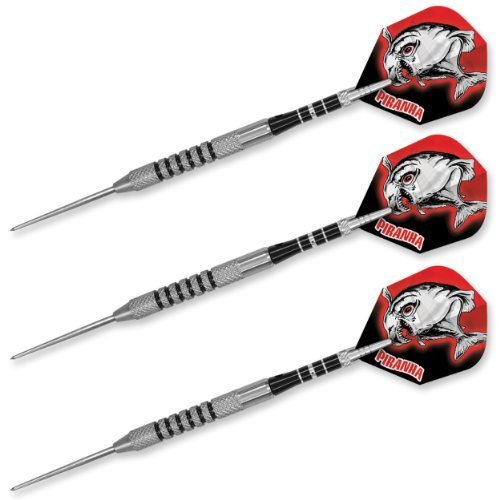 Dart World 19903 Piranha 90 Tungsten Dart 24 Gram