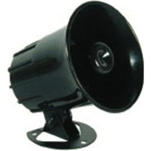 AUDIOP AV1006 4 in. 35 Watt 6 Tone Siren Nippon