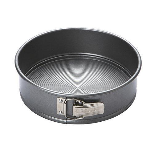 Circulon Momentum Bakeware Carbon Steel 23 cm Non-Stick Spring Form Cake Tin - Grey