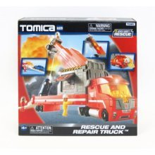 TOMICA Hypercity Rescue and Repair Truck