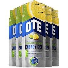Ote Energy Gel 20 x 56g (lemon & Lime) - Cycling Training Exercise Workout -  ote cycling training exercise workout energy gel 20 56g sachets